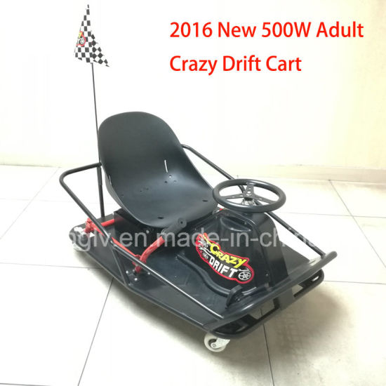 Pedal Razor Electric Go Kart Xl