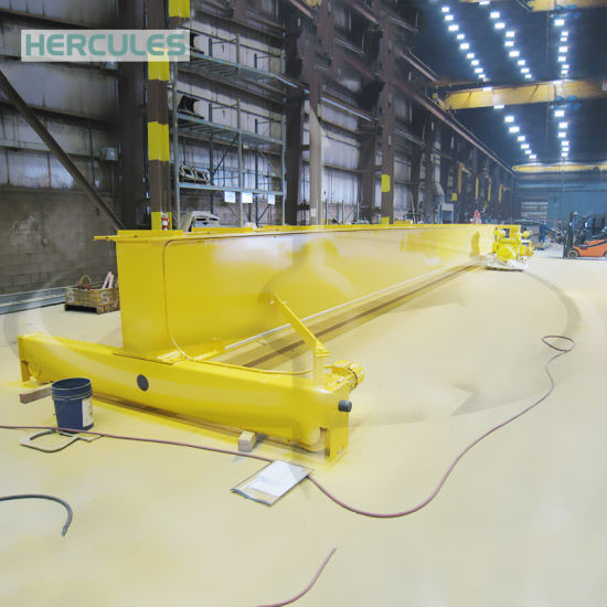 Low Headroom Eot Overhead Cranes 20 Ton pictures & photos