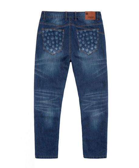 c1a3f9cf592f0 China P11133 Plus Size 38-46 Fashion Men Ripped Jeans Good Quality ...