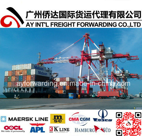 Sea Freight Air Shipping Service to Dubai