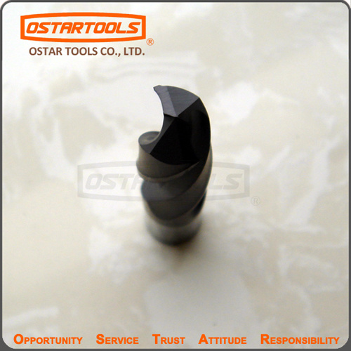 HRC55 Degree Tungsten Solid Carbide Tct Drill Bit pictures & photos