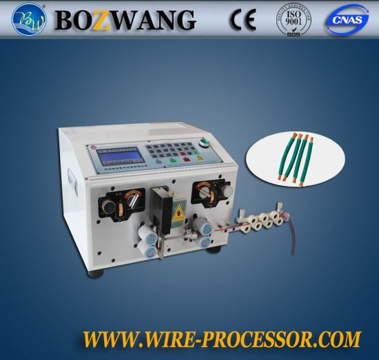 Automatic Wire Stripping Machine (Flat Cable) pictures & photos