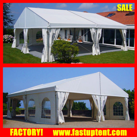 China 10X10m Aluminum Frame Party Marquee Tent for Outdoor Event ...