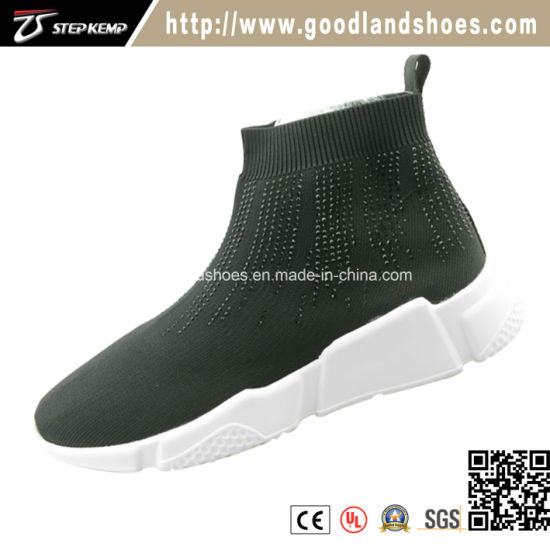 China 2018 High Ankle High Quality Branded Casual Breathable Women
