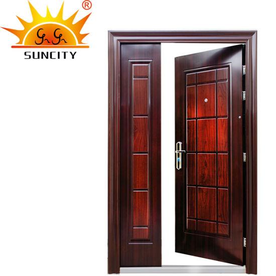 Commercial Exterior Steel Door Design Photos