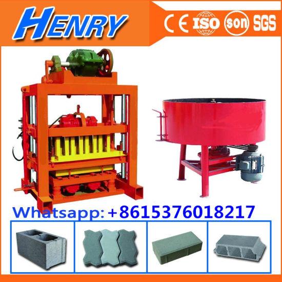 Clay Brick Making Machine Solid Brick Making Machine Concrete Brick Machine