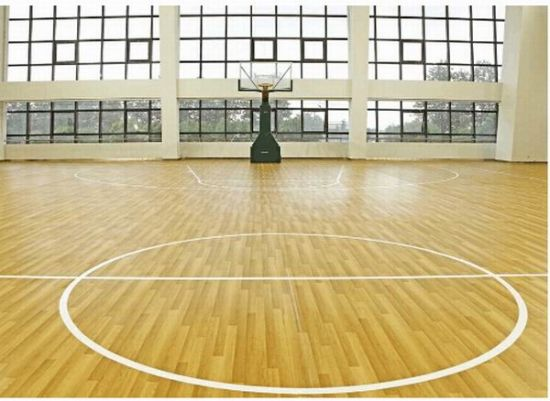Style Sports Wooden Floor