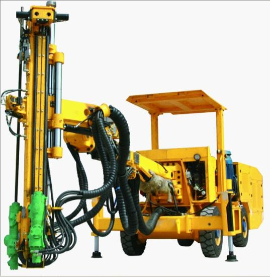 Underground Drilling Jumbo/Bolting Jumbo pictures & photos