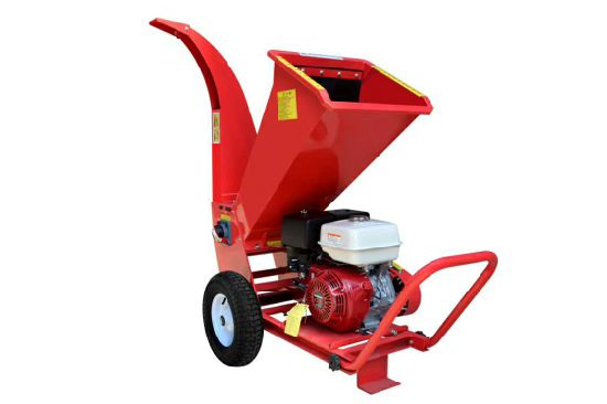 Chipper Shredder for Smashing Branches with Leaf