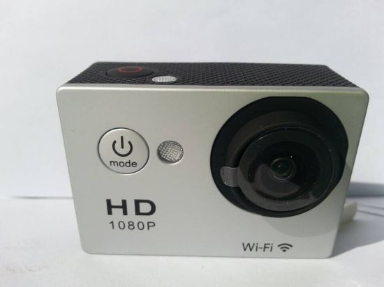 HD 1080P WiFi Action Camera Sport Camera with 30m Waterproof Case pictures & photos