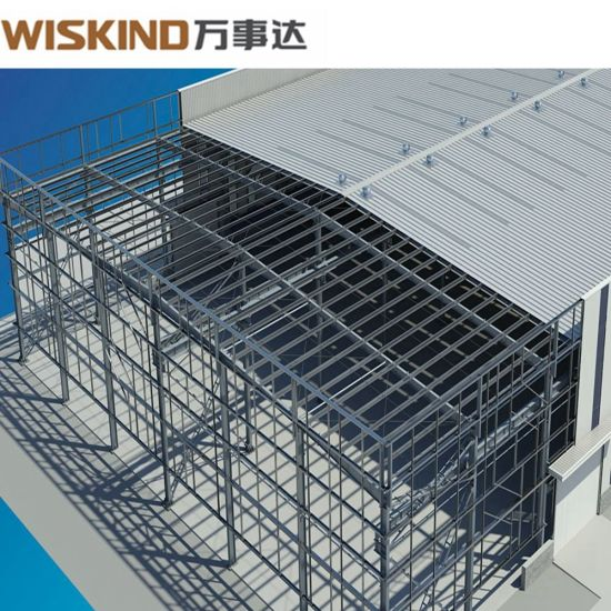 Prefabricated / Prefab Steel Structure Warehouse / Workshop / Construction Building with Economical Design and Best Price pictures & photos