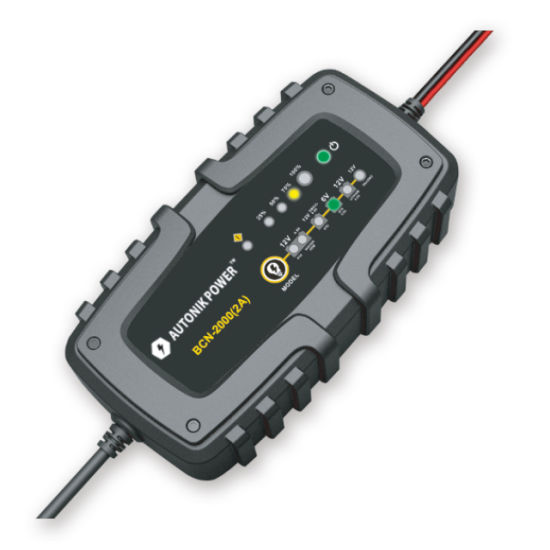 6V/12V*2A/3A DC /AC Car Power Inverter Battery Charger Bcn-2000/3000