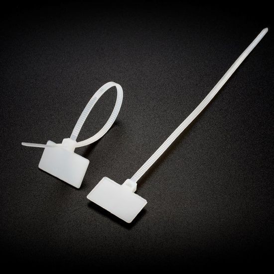 Zgs Factory Direct Marker Cable Ties Durable with Low Price