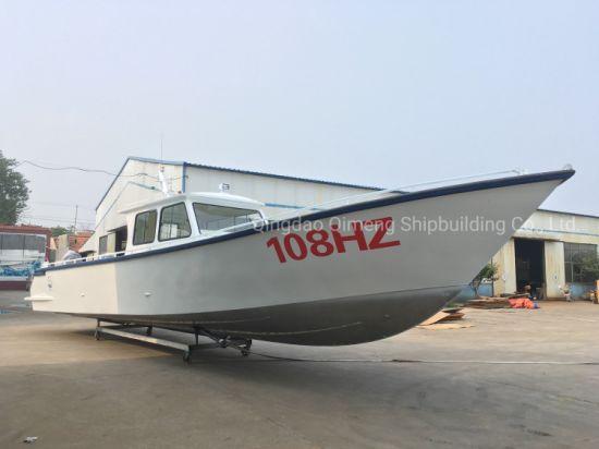 47.57FT/ 14.5m Speed Power Motor Passenger Fishing Transport Stable Boat/ Kayak for Sailing