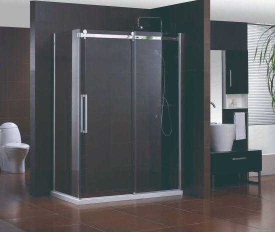 Tempered Glass Sliding Shower Door/Shower Enclosure