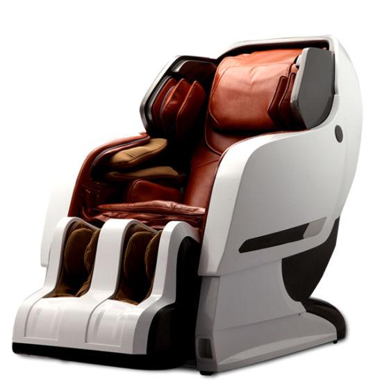 latest massage chair 3d l shape zero gravity with touch screen china massage chair massage chair price made in china com made in china com