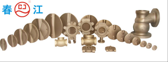 ANSI/GB/JIS/BS Standard Customized OEM Brass Bronze Casting Fittings pictures & photos