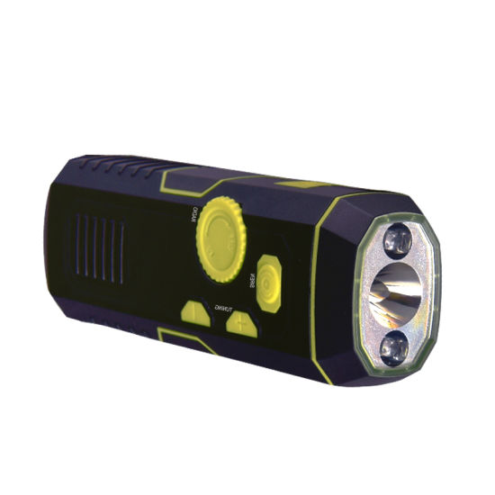 Hot Selling FM Radio Flashlight pictures & photos