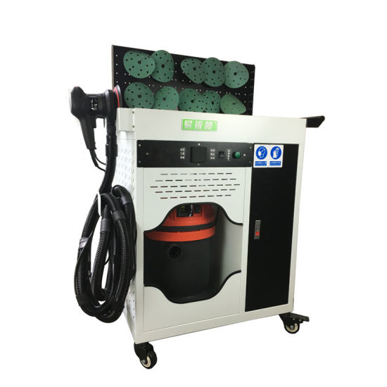 2019 New Model Electric Sanders Dry Grinding Dust Collector for Car Body Preparation Work (ES-860E)