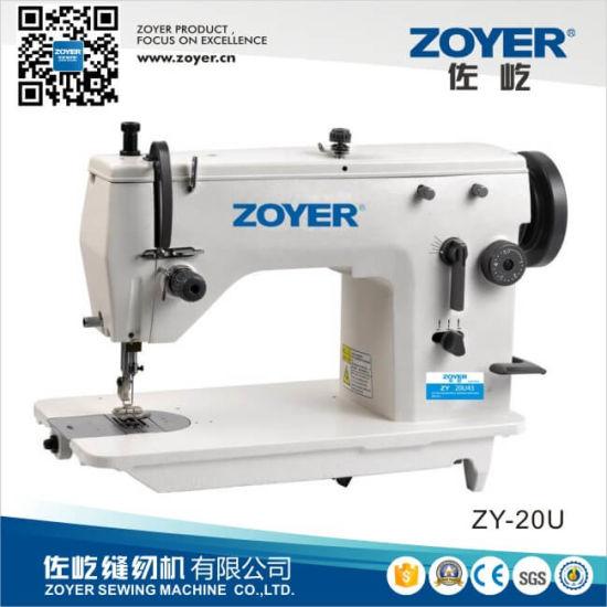 Zy-20u33/43/53/63 Zoyer Industrial Zigzag Sewing Machine