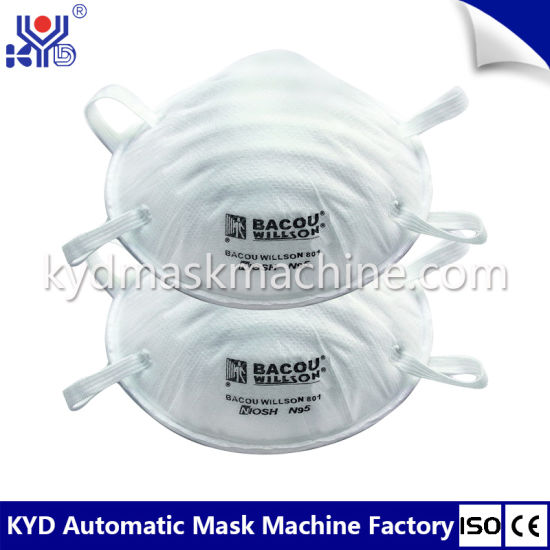 Industry Machine Process Respirator After For Mask Manufacturer Laboratory Making