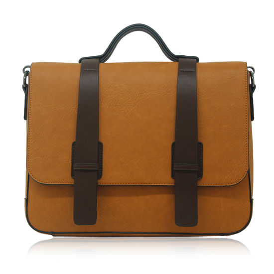 2019 New Fashion Men Business Handbag Computer Bag