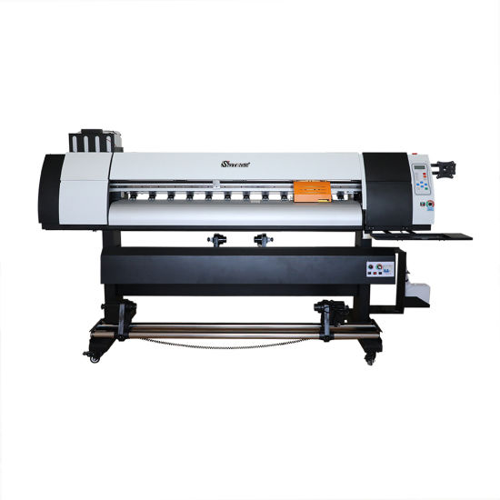 Multicolor Large Format Digital Sublimation Printer with Infrared Fan