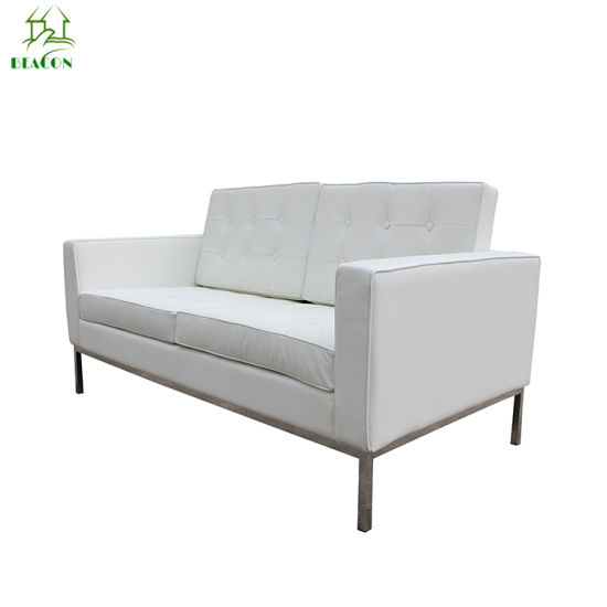 Stupendous China Classic Florence Knoll Loveseat Sofa 2 Seater Sofa Dailytribune Chair Design For Home Dailytribuneorg