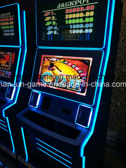 Coin Operated Electronic American Casino Roulette Game Machine on Sale
