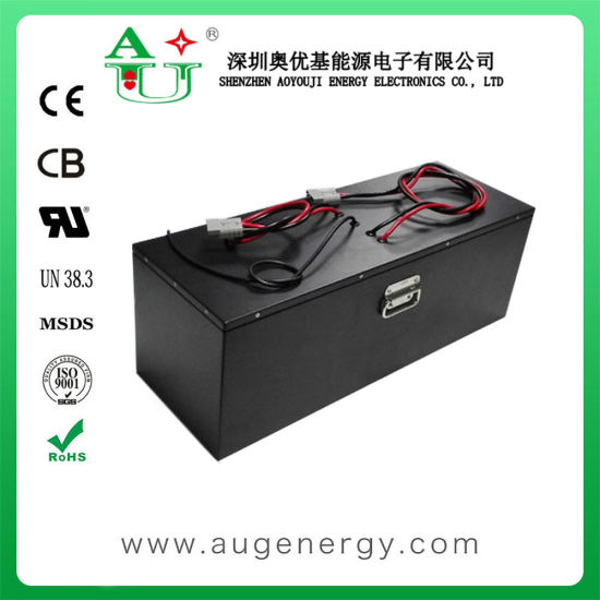 48V 300ah LiFePO4 Battery Pack for Electric Boat