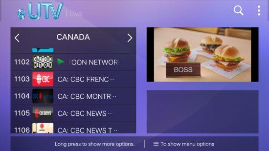 China Original Eutv IPTV Supplier for Android TV Box, Mag