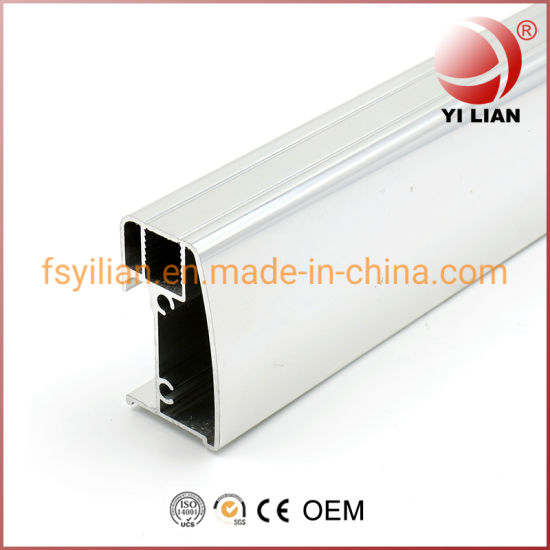 Alloy 6463 Polished Aluminium Profile Aluminum Extruded Profile for Decoration pictures & photos