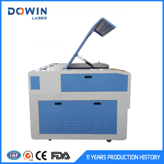 CNC Wood CO2 Laser Engraving Cutting Machine for Nonmetal 6090