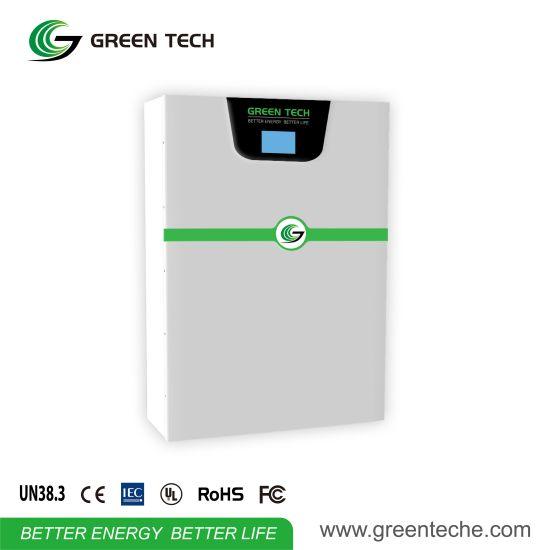 Residential Power Wall Home Solar Graphene Capacitor Battery