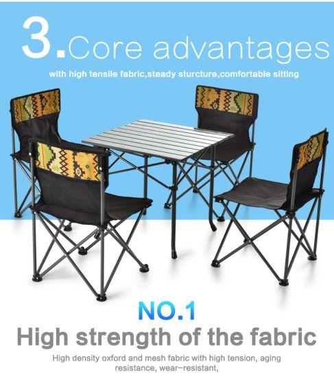 China Outdoor Camping Folding Table And Chair Set China Tube Cooler Camping