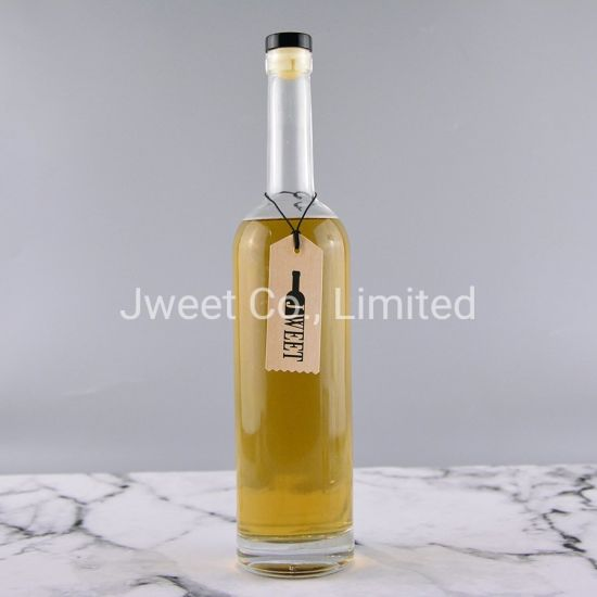 Empty 700ml Gin Wine Glass Bottle Wholesale