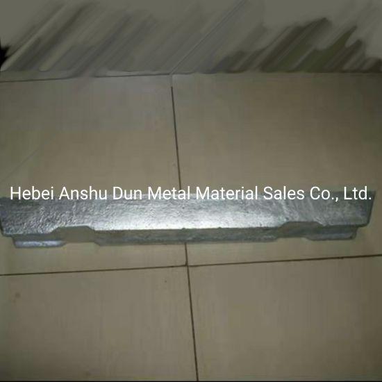 High Purity Aluminum Ingots Al Ingots
