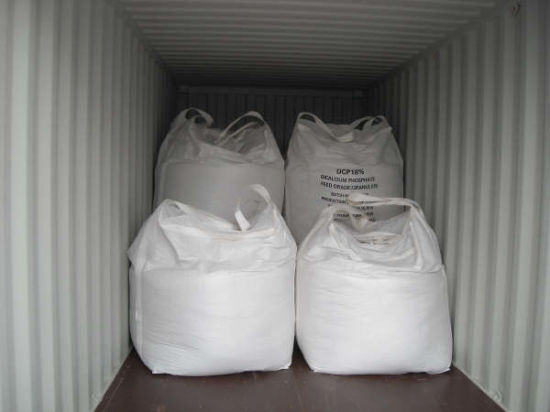 Big Bags Dicalcium Phosphate Feed Grade for Animal Additive
