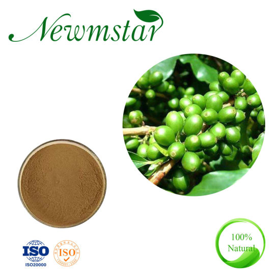 China Natural Herbal Extract Weight Loss Green Coffee Bean Extract