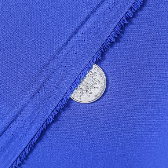 75D Plain 4 Way Stretch Pongee Fabric for Outdoor