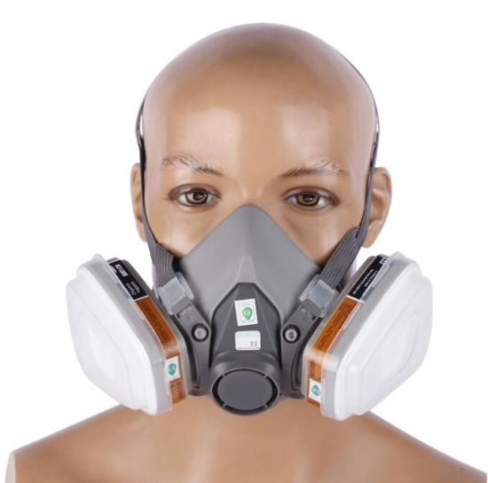 Spray Paint Mask >> En143 Reusable Breath Spray Welding Respirator Spray Paint