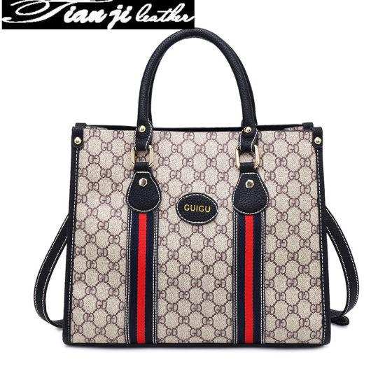 5b65caba Guangzhou Factory Women Bags PU Leather Ladies Handbag Fashion Designer  Lady Handbags. Get Latest Price