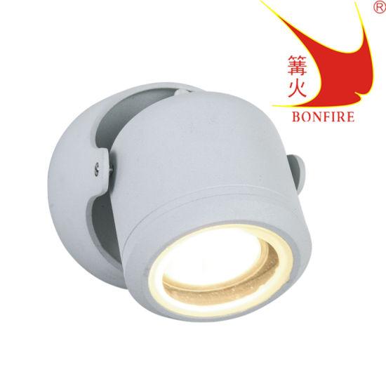 Exterior GU10 MR16 Adjustable Spot Lamp