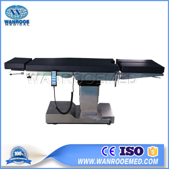 Aot100 Medical Equipment Hospital Surgical Electric Hydraulic Orthopedic Operating Table pictures & photos