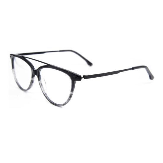 0d8dd4fd88 Factory Custom High Quality New Design Light Weight Eyewear with Acetate  Optical Frames for Men