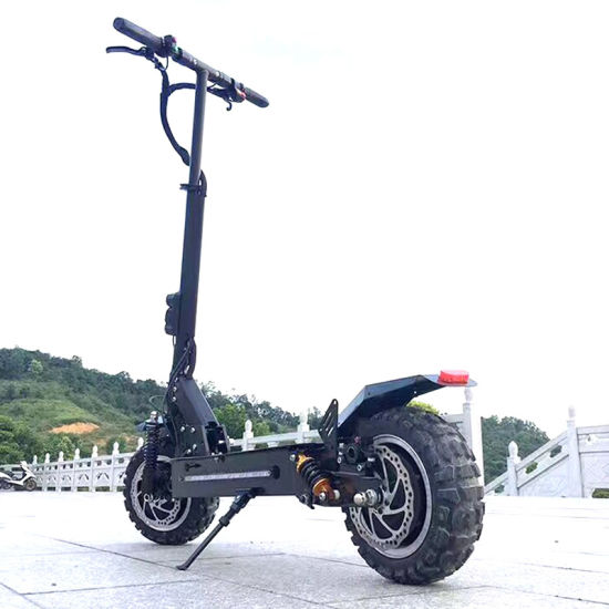 Ce Certified 11 Inch 3200W Offroad (SUV) Electric Scooter pictures & photos