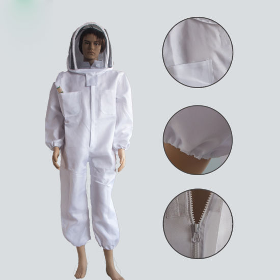 Protection Beekeeper Bee Suit Tool Apiculture Equipment Beekeeping Safety Clothing pictures & photos