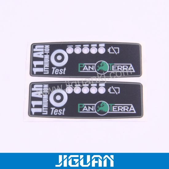 Custom Printed Home Appliance Application Membrane Switch with Buttons
