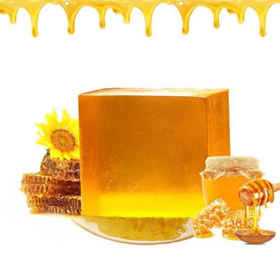 Natural Organic Honey Beauty Bar Bath Hand Soap Handmade