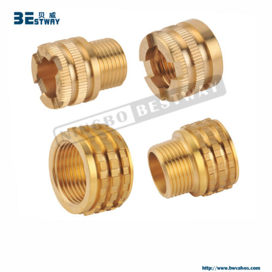 China Male Brass Insert for Widely Use pictures & photos